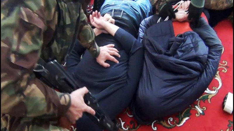 ФСБ задержала в Татарстане 14 членов