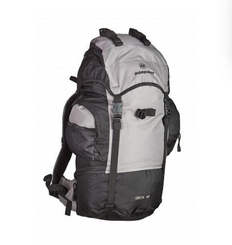 Рюкзак NORDWAY CREEK 45 Покупался в Спортмастере в апреле. Там же можно по