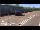 Параллельная парковка задним ходом. Автошкола Мастер - класс Рыбинск.