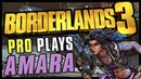 Borderlands 3 | Exclusive Gameplay - Amara Played by Gearbox Employee Pro