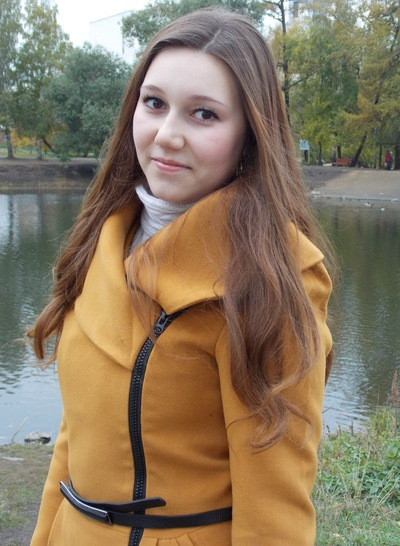 Катерина Домме, 12 марта 1996, Екатеринбург, id62127589