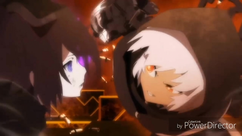 Insane Black ★ Rock Shooter and STRength