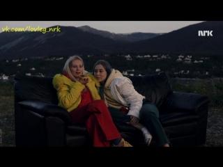 Lovleg (NRK), 8-я серия, 5-й отрывок: Det ekje so langt igjen [Осталось не так уж далеко]