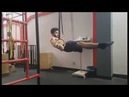 VICTORIAN Cross And FRONT LEVER Domination - Manuel Caruso