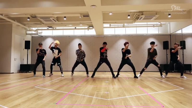 NCT 127 엔시티 127 소방차 (Fire Truck) Dance Practice