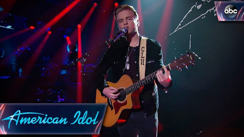 Caleb Lee Hutchinson Sings When Doves Cry by Prince and the Revolution - Top 7 - American Idol