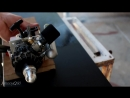 Nitro Rotary Engine Cleaning _ Pull Start Addition