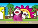 Where Are You Going Song - Sing with Matt, Tunes, Bell - Park, Supermarket Learn English Kids