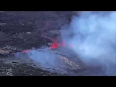 Éruption du Piton de la Fournaise, 15 septembre 2018