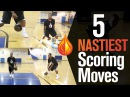 5 Basketball Moves EVERY Guard Should Master with Coach KP Potts
