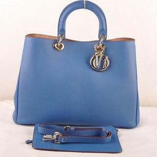 Голубая сумка Dior: dr-007, на fashionbags.com.ua.