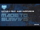 Nathan C feat. Alex Humphreys - Made To Survive (Original Mix) Garuda