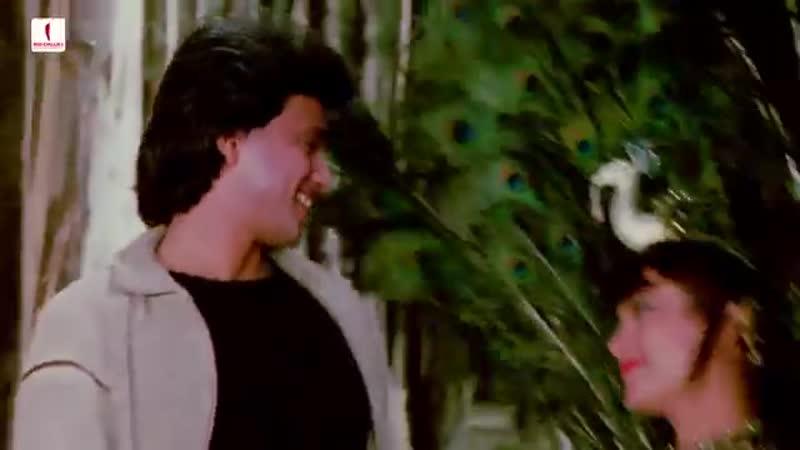 Jaal -- Oye Kya Cheez Hai Tu _ Anu Malik _ Mithun Chakraborty