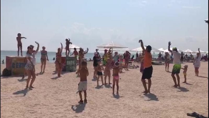 Танец парк-отеля «Рио»