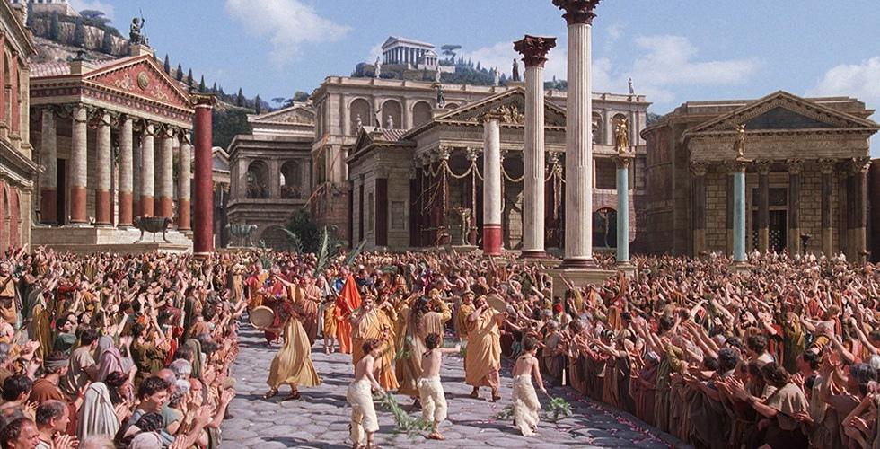 Жизнь людей в Древнем Риме