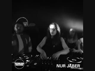 Nur Jaber | Boiler Room Berlin