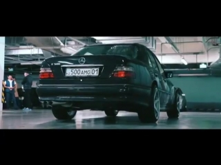 Mercedes-Benz W124 E500 Wolf