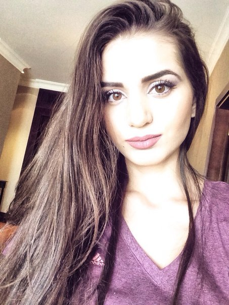 Красивые девушки фото голые казашки118