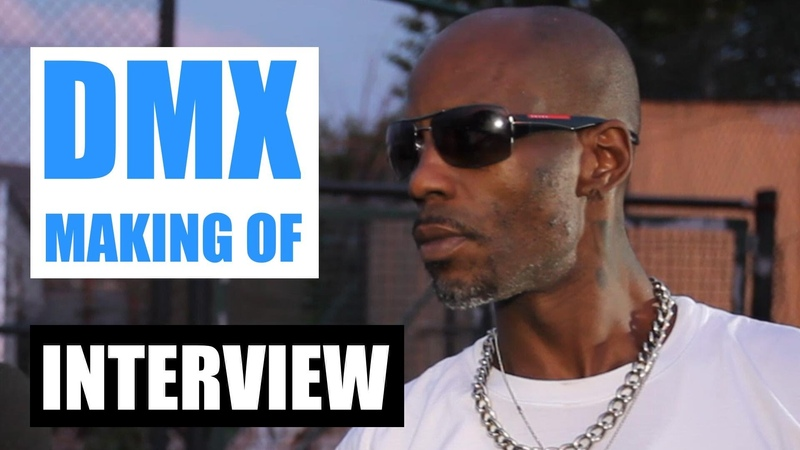 DMX IN GERMANY INTERVIEW, MAKING OF, RAP LEGEND, FARID BANG, ALBUM, AZAITAR, RUFF RYDERS, KAY ONE