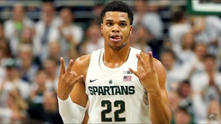 Most Explosive Player in College Basketball || Michigan State SF Miles Bridges Career Highlights ᴴᴰ