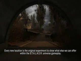 Рыжий лес, Полесская церковь и другие места перенесенные в игру S.T.A.L.K.E.R. Clear Sky (Комментарии разработчиков)