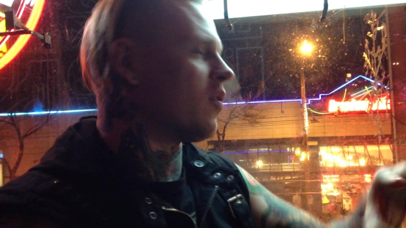 COMBICHRIST Andy LaPlegua INTERVIEW by David Rose aka Blackstar