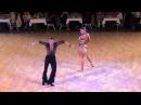 Luxembourg Open 2013 - WO LAT - solo Jive - Kristijan Burazer Martina Plohl