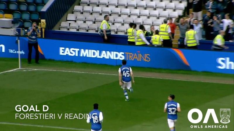 Sheffield Wednesday 2017-18 Goal of the Season