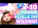 10 Things You're Doing WRONG Everyday  Life Hacks You NEED to Know!!