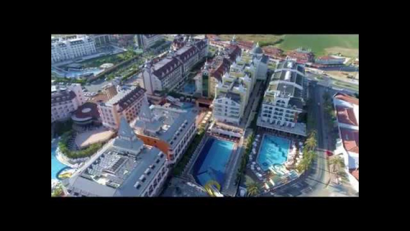 Dream World Resort Spa Сиде, Турция 2017