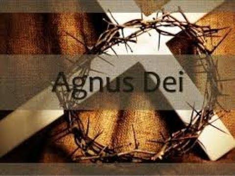 Agnus Dei - (Cordeiro de Deus ou em latim, Agnus Dei) - Deigma Marques - Linda Música - Que Benção!