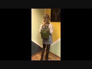 Мини-обзор рюкзака-трансформера