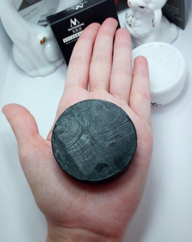 Угольное мыло для лица 195