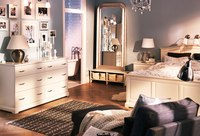 queen bed frames including mattresses in Ikea Catalogue 2011 by Ikea Canada.