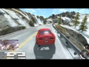 [Draken] Эпичная и скользкая РП ПОГОНЯ по ДАМБЕ в Казахстане | BeamNG Drive