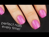 Nail Polish 101 How to Paint Your Nails Perfectly at Home! KELLI MARISSA
