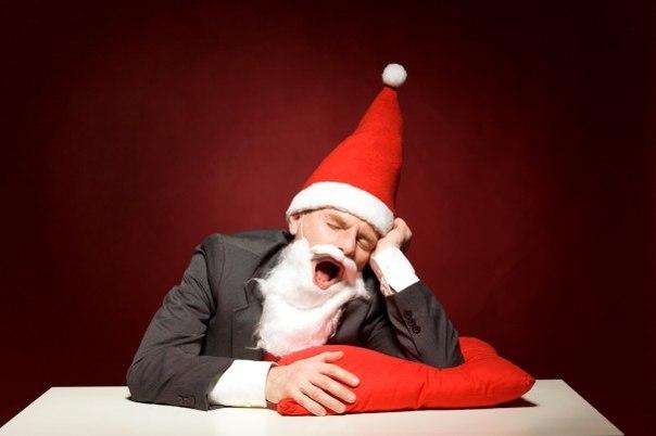 Как не спать и не зевать в Новогоднюю ночь? Поможет обычный кофе, но только, если пьете вы его правильно!