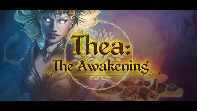 Thea The Awakening. Все еще знакомство с игрой)
