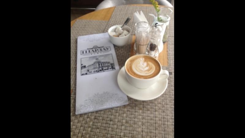 Астрахань, кафе Шарлау