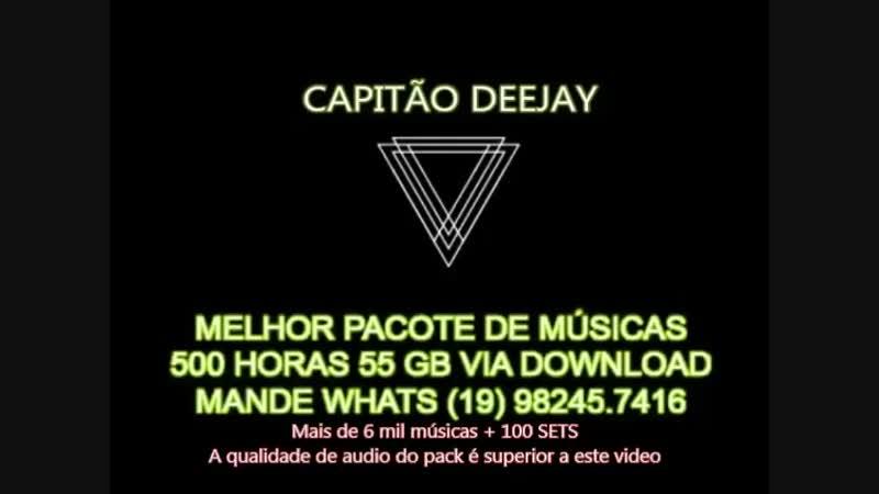 DANCE 90,91,92,93,94,95,96,97,98,99 SUPER SET CAPITÃO DEEJAY 1 HORA