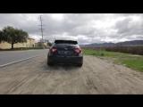 Roads Untraveled: STI с 500лс с колес. Раскаты Грома