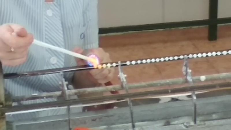 изготовление жемчуга из полимера