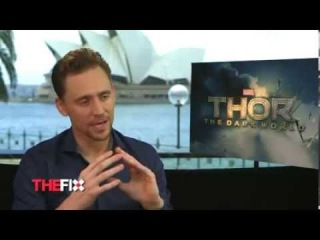 Thor star Tom Hiddleston shows TheFIX his adorable Cookie Monster impression