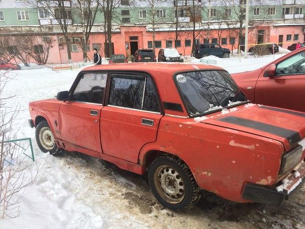 #Дмитров #автобарахолка #подслушаноуводителей  15:03Daniil Продаю жигу