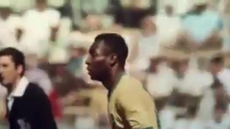 Pelé ensina a Neymar como fazer pra revidar pisão e pancadas