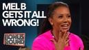 AMERICA'S Got Talent Judge MEL B FAIL Hasn't Got A Clue On Celebrity Name Game Bonus Round