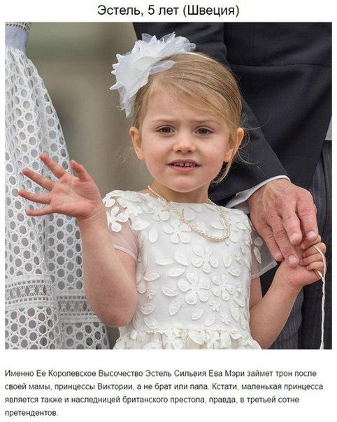 10 детей, которые совсем скоро будут править миром