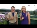 2018 07 14 Eurosport 2 Гейм Шетт и Матс Экстра Превью женского финала