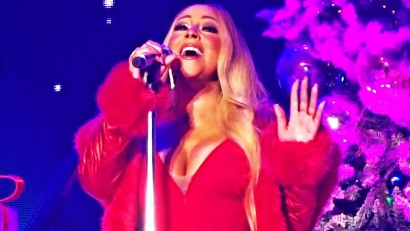 Mariah Carey - O Holy Night Live In Nottingham (9th Dec. 2018)