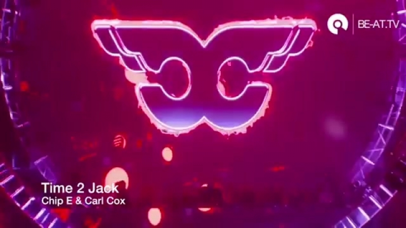 Chip E Carl Cox 'Time 2 Jack' Premier at Ultra Music Fest